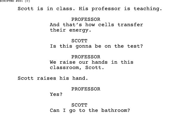 Science Class